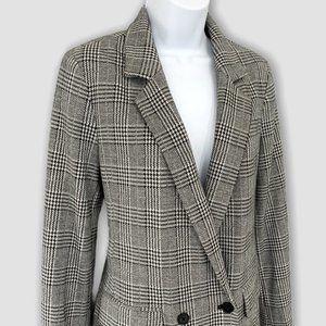 GAP Jackets & Coats - NEW GAP PLAID GIRLFRIEND CLASSIC BLAZER
